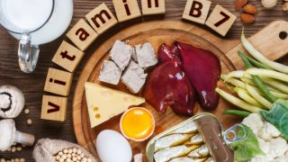 Stock Up Vitamin B-Rich Foods