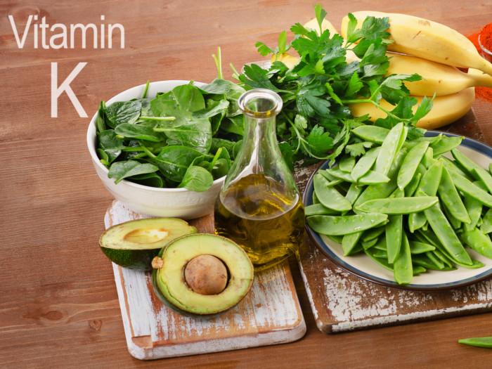 vitaminkfoods - TOP 8 VOEDINGSMIDDELEN MET DE HOOGSTE VITAMINE K