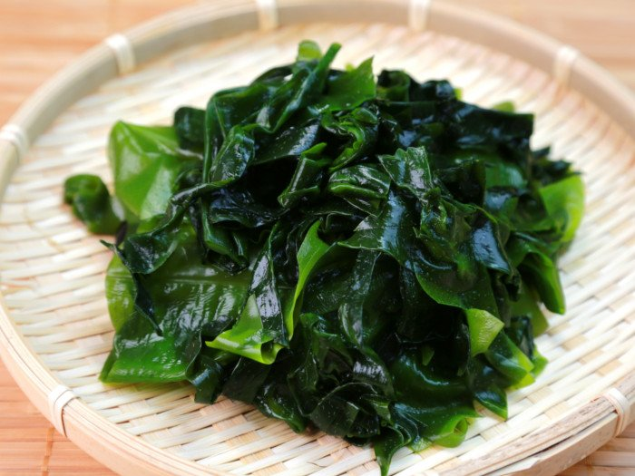 wakame to avoid iodine deficiency