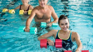 7 Best Water Aerobics Exercises