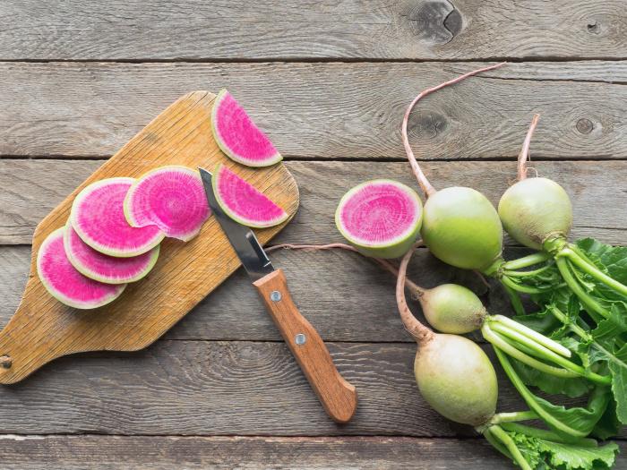 Watermelon Radish: Health Benefits & Easy Recipes