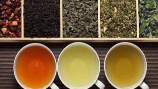 A Beginner's Guide To Types Of Tea