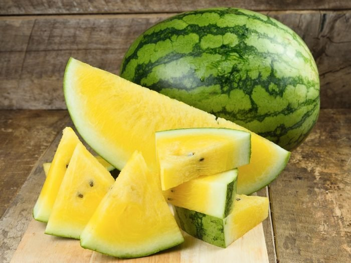 What is Yellow Watermelon & How is it Different From Red ...