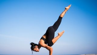Yoga For Strength: 9 Ways to Build Muscle With Yoga